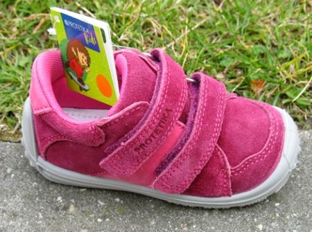 Protetika obuv POLY fuxia