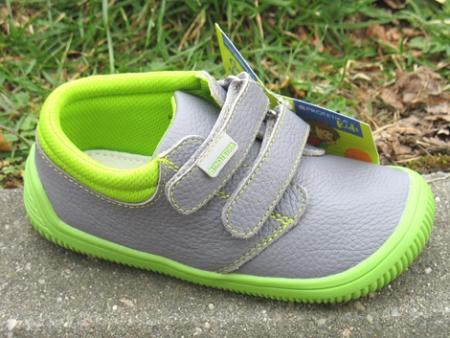 Protetika obuv barefoot RONY green